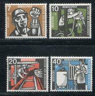 Bundesrepublik Deutschland / 1957 / Mi. 270-273 ** (10777) - BRD
