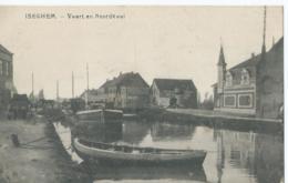 Izegem - Iseghem - Vaart En Noordkaai - Uitg. Strobbe-Hoornaert - 1919 - Izegem