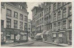 """Antwerpen - Anvers - Hôtel-Restaurant """"Metropole"""" - Tabac Verellen - Phototypie A. Dohmen - Antwerpen"""