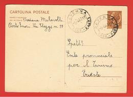 REPUBBLICA:  1967  I.P.  SIRACUSANA  -  £. 30  BRUNO  GIALLO  -  FIL. C 167 - 6. 1946-.. Repubblica