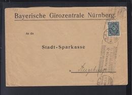 Dt. Reich Brief Maschinenstempel Nürnberg Esperanto Kongress 1923 - Briefe U. Dokumente