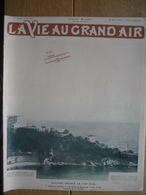 1910 BOXE:BILLY PAPKE MET KO WILLIE LEWIS/CROSS CINQ NATIONS/AVIATION ECOLE MOURMELON/HIPPISME GRD PRIX DE NICE - Livres, BD, Revues