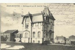 Ingelmunster Buitengoed Van M.José De V.  Feldpost  (706) - Ingelmunster