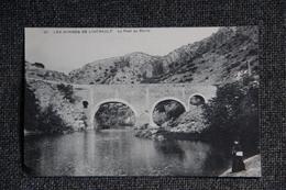 Les Gorges De L'Hérault - Le Pont Du DIABLE. - France