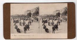 3 - NICE - La Promenade Des Anglais - Stereoscopio