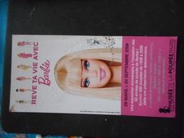 "TRACT Expo ""BARBIE"" 2009 - Barbie"