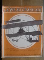 1910 RUGBY FRANCE-IRLANDE/HENRI FARMAN/CYCLISME : PARIS ROUBAIX - MEETING PARC DES PRINCES/ HOCKEY : FRANCE-ANGLETERRE - Livres, BD, Revues