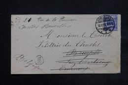 ALLEMAGNE - Enveloppe De Dortmund Pour La Belgique En 1893 - L 25065 - Allemagne