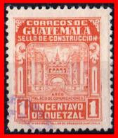GUATEMALA (AMERICA DEL NORTE) ARQUITECTURA FAMOSO ARCO DE LA OFICINA DE CORREOS - Guatemala