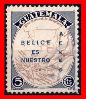 GUATEMALA (AMERICA DEL NORTE)  SELLO AÑO 1959, OCT. 9 AEREO - Guatemala