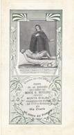 9322-SANTINO REGINA DEL S.TO SEPOLCRO DI MONTA'(ALBA)-1913 - Images Religieuses