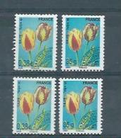 FRANCE   Préo  Yvert  N° 254 Et 259   Sans Gomme  2 EXEMPLAIRES DE CHAQUE - 1989-....