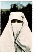 1361 - Scènes Et Types - Femmes Voilées - Circulé 1961, Timbre Décollé - Afrique