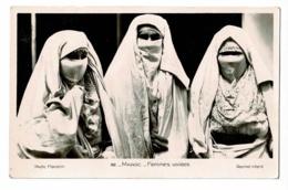 82 - Maroc - Femmes Voilées - Photo Flandrin - Circulé Date Illisible - Afrique
