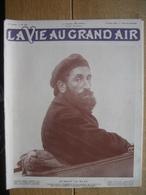 1910 AVIATION : EMILE DUBONNET A JUVISY/LES OFFICIERS AVIATEURS/LA CARRIERE DE LE BLON/LOUIS BOUCHARD/LONGCHAMP - Libros, Revistas, Cómics