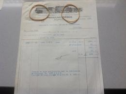 Wohlen Manufacture De Tresses Pour Chapeaux Dreifuss Frères 1929 - Suisse
