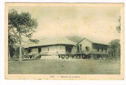 CPA.Cambodge. KEP. Bâtiment De La Douane.     (064) - Cambodge