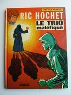 Ric Hochet, Le Trio Maléfique, En EO En TTBE - Ric Hochet