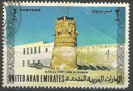 UAE - 1973 Alfalaj Fort, Umm Al Qiwain Used  SG 9 - United Arab Emirates (General)