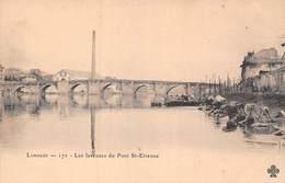 Limoges (87) - Les Laveuses Du Pont St Saint Etienne - Limoges