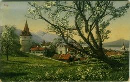 SWITZERLAND - ZUG - EDIT WILIH. WYSS - 1910s ( BG2794) - ZG Zug