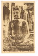 CPA.Cambodge. Angkor -Thom. Le Baillon.     (F.68) - Cambodge
