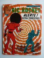 Ric Hochet, Alerte! Extra-terrestres, En EO En TTBE - Ric Hochet