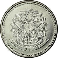 Monnaie, Brésil, 50 Centavos, 1988, SUP, Stainless Steel, KM:604 - Brésil