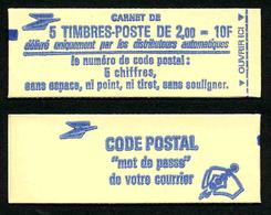 FRANCE - CARNET YT 2274-C1 - FERME - Gomme Brillante - Sans N° De Confectionneuse - Carnets