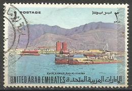 UAE - 1973 Khor Khwair, Ras-al-Khaima Used  SG 10 - United Arab Emirates (General)