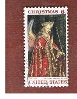 STATI UNITI (U.S.A.) - SG 1348  - 1968 CHRISTMAS  - USED° - Stati Uniti