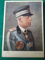 FASCISMO Vittorio Emanuele III° Re D'Italia E Albania Imperatore Etiopia - Guerra 1939-45