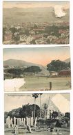 CPA.Lot De 3  Cartes.Ceylon. Hongkong   (F.75) - Cartes Postales