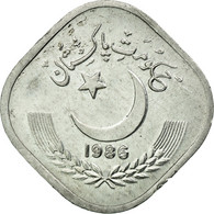 Monnaie, Pakistan, 5 Paisa, 1986, TTB, Aluminium, KM:52 - Pakistan