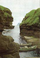 Faroe Islands - Gjógv - Féroé (Iles)
