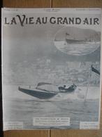 1910 AVIATION : H. FARMAN- MEETING DE NICE/ RUGBY : LYON CHAMPION DE FRANCE/ BOXE : SAM MAC VEA VAINQUEUR De JIM STEWART - Livres, BD, Revues