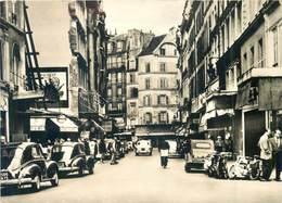 PARIS - RUE DE BUCI  ~ AN OLD REAL PHOTO POSTCARD #92367 - France