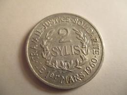 République De Guinée: 2 Sylis 1971 - Guinée