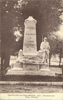 Chatillon Sur Chalaronne Monument Aux Morts - Châtillon-sur-Chalaronne