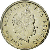 Monnaie, Etats Des Caraibes Orientales, Elizabeth II, 10 Cents, 2007, British - Caribe Oriental (Estados Del)