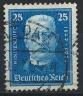 Deutsches Reich 405 O - Gebruikt