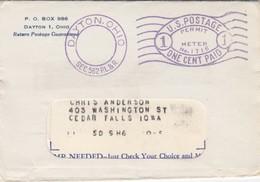 VERY SMALL COVER. TRES PETITE LETTRE. US - Briefmarken