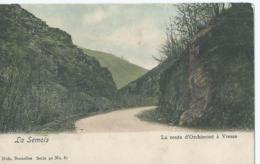 La Semois - La Route D'Orchimont à Vresse - Nels Série 40 No 87 - Vresse-sur-Semois