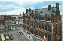 Moeskroen - Mouscron - Hôtel De Ville - Edit. Rousselle-Castel - Mouscron - Moeskroen