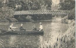 Drogenbos - Droogenbosch - L'Etang Du Château - 1912 - Drogenbos