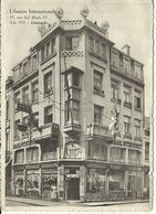 Ostende Librairie Internationale 33,rue Ad. Buyl  (772) - Oostende