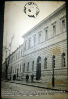 CARTE POSTALE  EXPEDIEE A MARIE  ROUX 1905 FREDERIC MISTRAL FELIBRIGE - Autographes