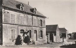 VILLIERS LE BOIS - BEAU PLAN DE LA MAIRIE DEBUT DES ANNEES 60 - BELLE CARTE PHOTO - 2 SCANNS - - France