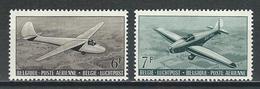 Belgien Mi 904-05  * MH - Airmail