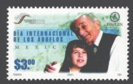Mexico - Mexique 2001 Yvert 1965, World Grandfather's Day - MNH - México